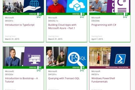 微软与edX合作推出 IT 课程,MOOC 平台纷纷转向职场教育