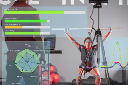 把虚拟教练带回家,「EuMotus」想用AI实现高精度运动反馈系统