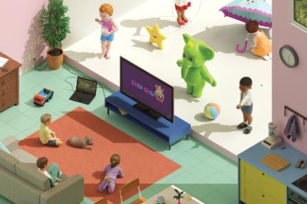 """廉价、多元而怪异的儿童视频,会把美国小孩们带""""跑偏""""吗?"""