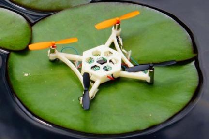 【众筹之后】专访迷你飞行器Flexbot创始人喻川: 国内外硬件创业环境差别已很小,但硬件产品仍会有国情差异