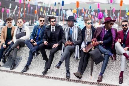 全球30-50%最潮男装,都是从这里卖出去的