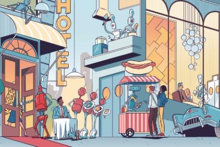 机器人将改变快餐行业,能否创造出新的工作?