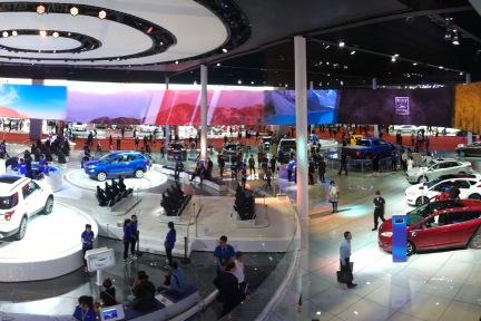 直击上海车展:聊聊那些车企们的自动驾驶和出行布局