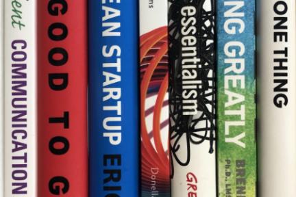 这 16 本书,最常出现在创业公司书架上