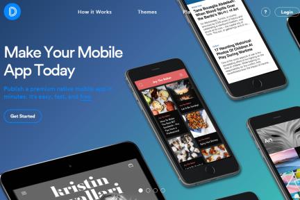 将网页内容切换到原生app,DWNLD获得1200万美元A轮融资