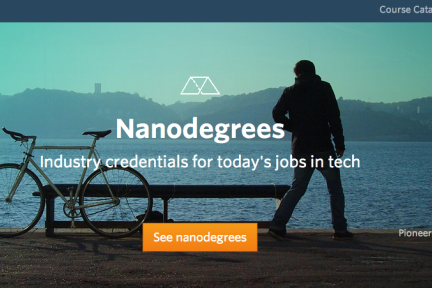 Udacity再获3500万美元融资,将开启和AT&T共建的第一门Nanodegrees课程