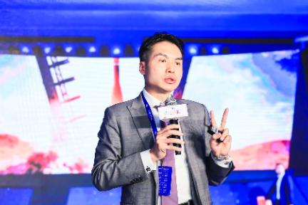 普华永道合伙人周伟然:为初创企业建立创新生态圈 | WISE2017新商业大会