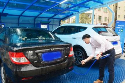 """自助洗车玩补贴:想学""""小米""""最后却成了共享单车"""