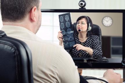 英国卫生部推出远程医疗,其实早在2013年他们就可视频问诊了