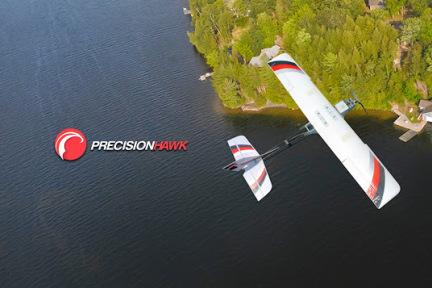 土地勘测无人机初创企业PrecisionHawk获1000万美元融资