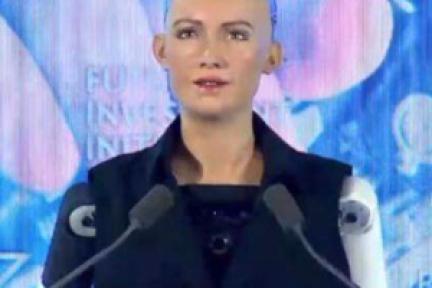 历史首次!这款酷似奥黛丽·赫本的机器人,被沙特授予机器人公民身份