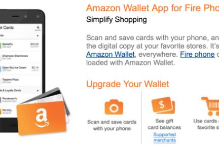 8点1氪:Amazon将推出自己的信用卡刷卡器硬件