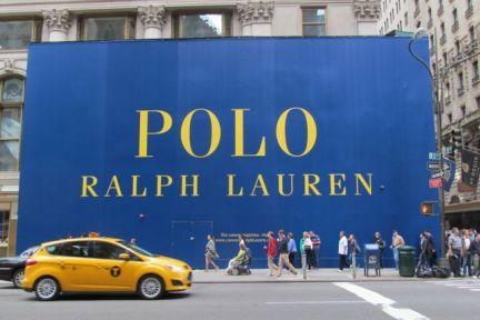 Ralph Lauren关闭第五大道旗舰店,polo衫和店员都保不住了