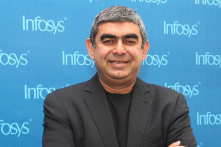 Infosys 是一家印度 IT 公司, 它投资的创业公司却遍布全球