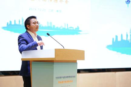 朱来松:中电环保将配合扬子江创新中心建设,打造环保支柱产业