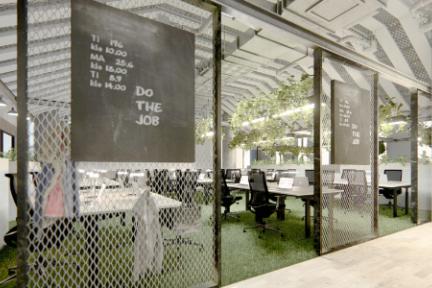 纳什空间的田园办公综合体概念要怎样实现?
