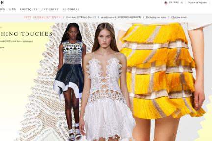 奢侈品销售2.0?英国时尚电商Farfetch收购伦敦高端百货Browns