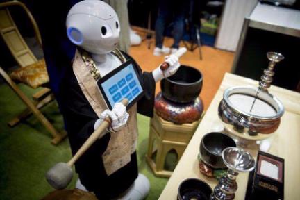 AI殡葬:你敢让机器人主持葬礼吗?