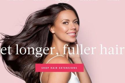 拯救发量少星人,电商品牌  Luxy Hair 用教学视频把戴假发变日常