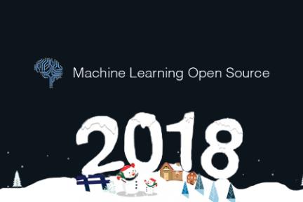 盘点:2018 年最出色的 30 个机器学习项目