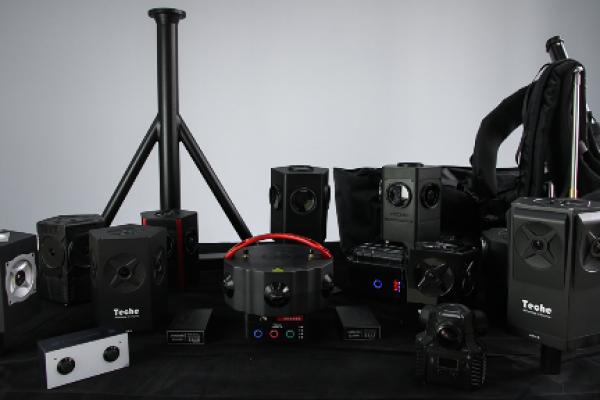 为商用而生的VR全景相机,让企业呈现井喷式发展