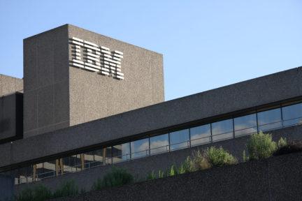 没有赶上云计算的大潮,老牌公司 IBM 和 SAP 合作探索数字化商业之路