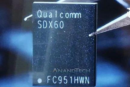 高通推全球首颗5nm 5G基带芯片骁龙X60,网速时延堪比光纤,全频段支持