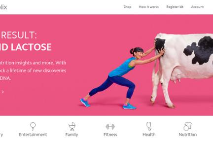 首家基因应用商店正式上线,Helix致力打造基因界的APP Store
