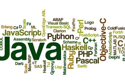 2015年GitHub上的十大编程语言