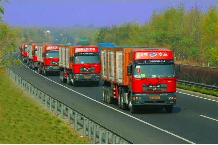 """山东加快货运行业转型  鼓励规范""""互联网+""""新业态发展"""