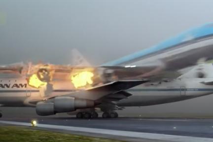 东航两架客机差3秒相撞,A320紧急拉杆飞越A330得以幸免