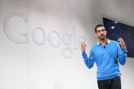 Google三号人物谈手机的滥用