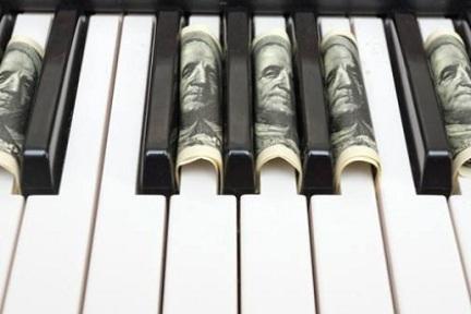 """完成了在版权上的""""原始积累"""",在线音乐的巨头们现在开始考虑如何赚钱了"""