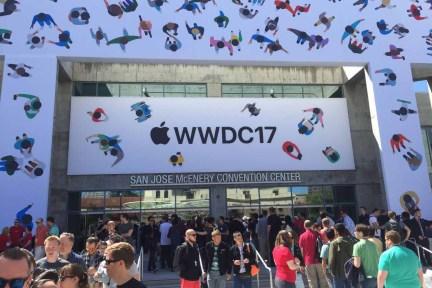 苹果这场软硬结合的奢侈品大会,要把每个人都变成快乐的工作狂   WWDC17现场