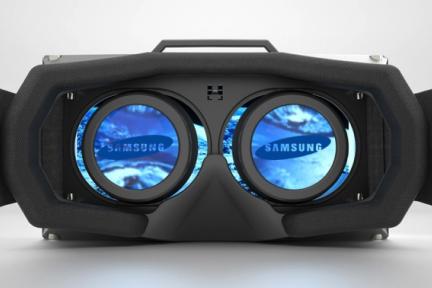 三星虚拟现实设备Project Moonlight来了,这明明就是塑料版的Google Cardboard 嘛