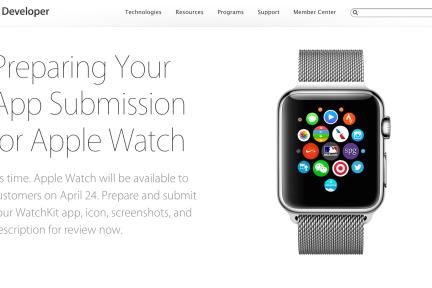 8点1氪:苹果邀请第三方开发者提交Apple Watch应用,Google推出Chrome OS盒子