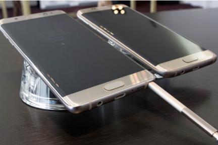 8 点 1 氪:三星发布Note 7和新版Gear VR,HTC连续5季度亏损