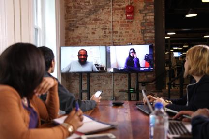 视频会议平台 Pluot 获得 250 万美元风险投资,通过移动端提供高质量视频会议服务