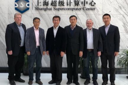 """华人运通与上海超算中心达成合作,""""超级大脑""""助力新能源智能汽车研发"""