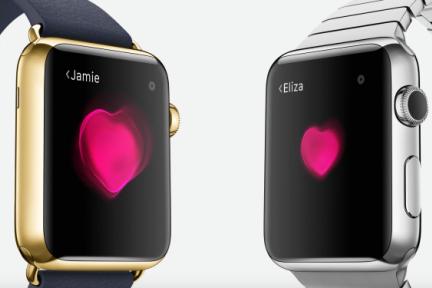 8点1氪:App Store上线首批Apple Watch应用,不过苹果表发售当天很可能缺货