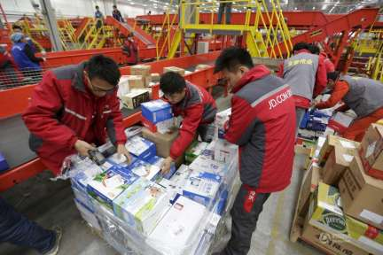 让整个华北剁手党最晚第二天拿到货,京东也要布局京津冀物流一体化