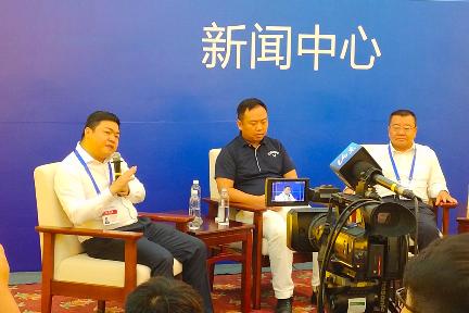 """猪八戒网创始人朱明跃:不断进化,翻越""""三座大山"""""""