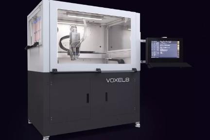 潮科技 | 多材料全彩色3D打印鞋面技术来了,Voxel8完成DSM领投的B轮融资