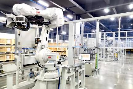 【江苏这一氪】无处不在的套路,和机器人生产机器人