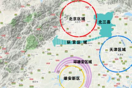 京津冀协同发展下,哪里的楼市机会多