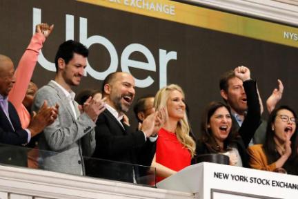 """Uber真能成为""""交通领域中的亚马逊""""吗?"""
