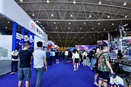 "2019 iWorld""数博会""落幕  超10万观众体验数字经济带来的变化"