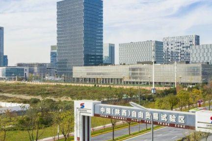 """能源金贸区自贸功能区挂牌三周年  跑出高质量发展""""加速度"""""""