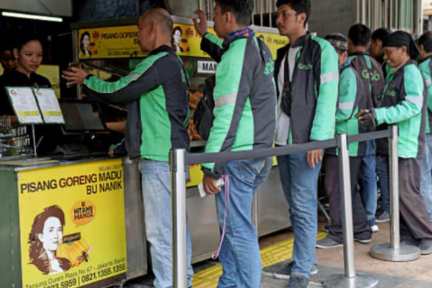 东南亚外卖市场爆发,网约车Grab称将靠外卖实现盈利
