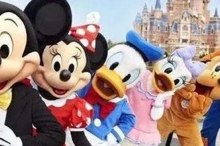 迪士尼的四次迭代